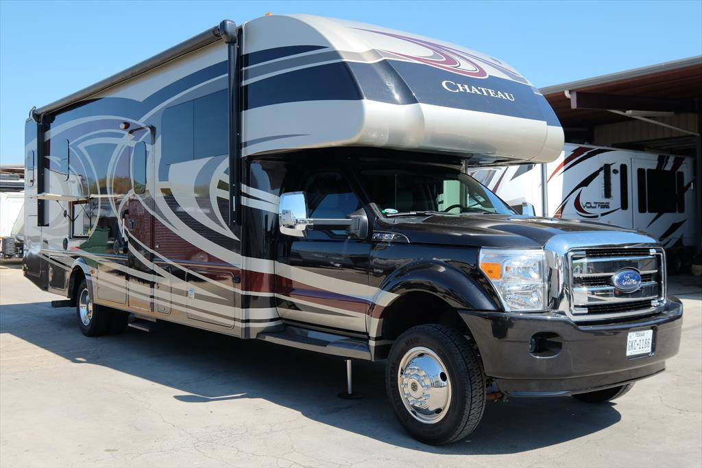 Thor motor coach chateau super c 33 sw rvs for sale for Super c motor homes