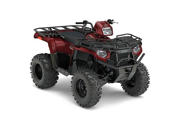 2017 Polaris SPORTSMAN 570 EPS UT