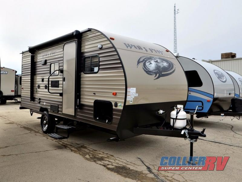 2018 Forest River Rv Cherokee Wolf Pup 18TO