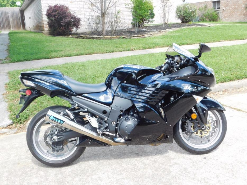 kawasaki ninja motorcycles for sale in katy texas. Black Bedroom Furniture Sets. Home Design Ideas