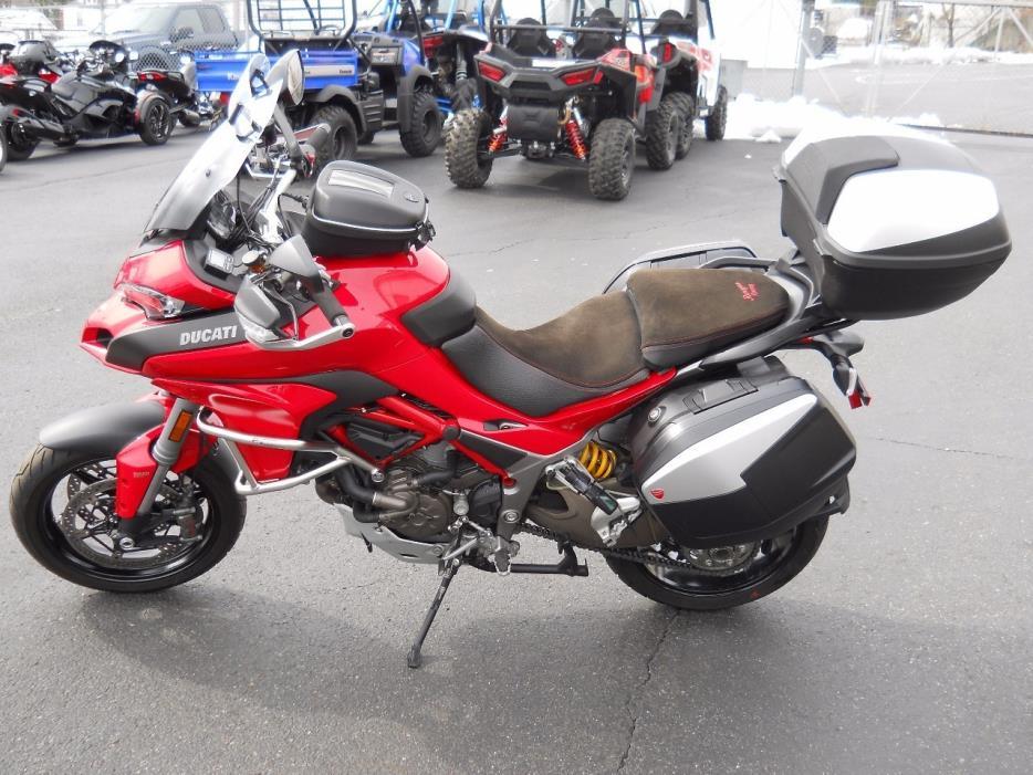 2015 Ducati MULTISTRADA 1200 S T