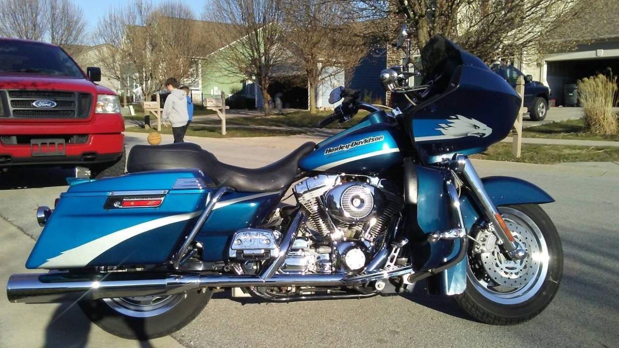 2001 Harley-Davidson ROAD GLIDE CVO