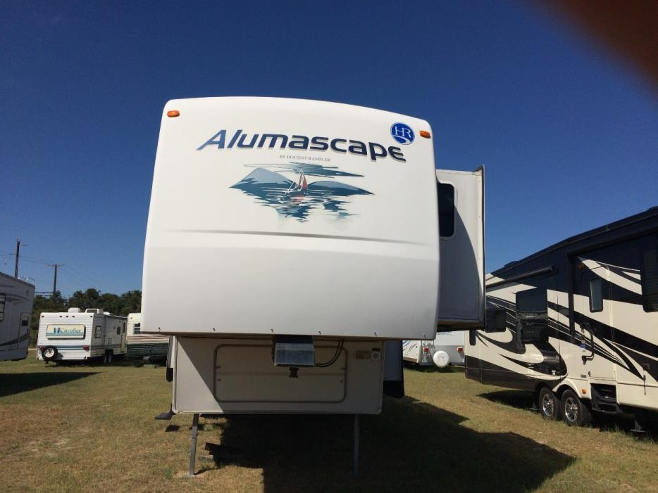 2006 Holiday Rambler ALUMASCAPE 36REQ