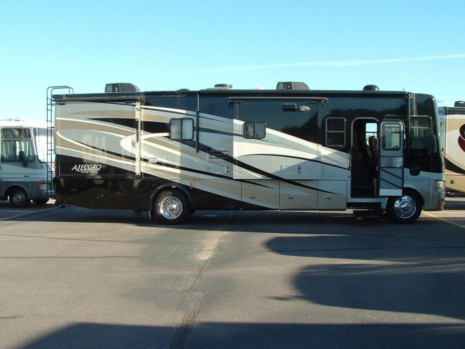 2014 Tiffin Motorhomes ALLEGRO OPEN ROAD 34TGA