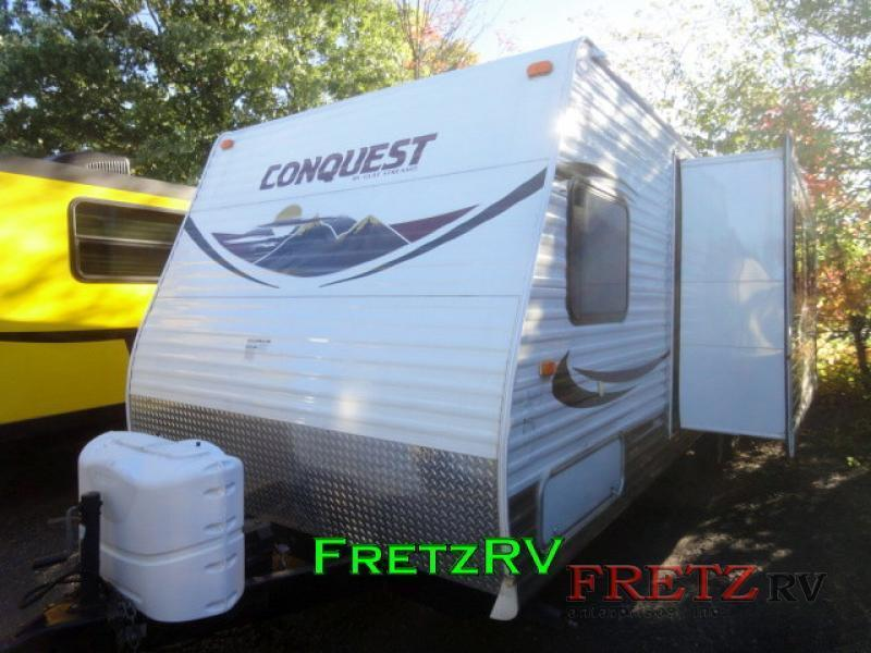 2012 Gulf Stream Rv Conquest Lite 255BH