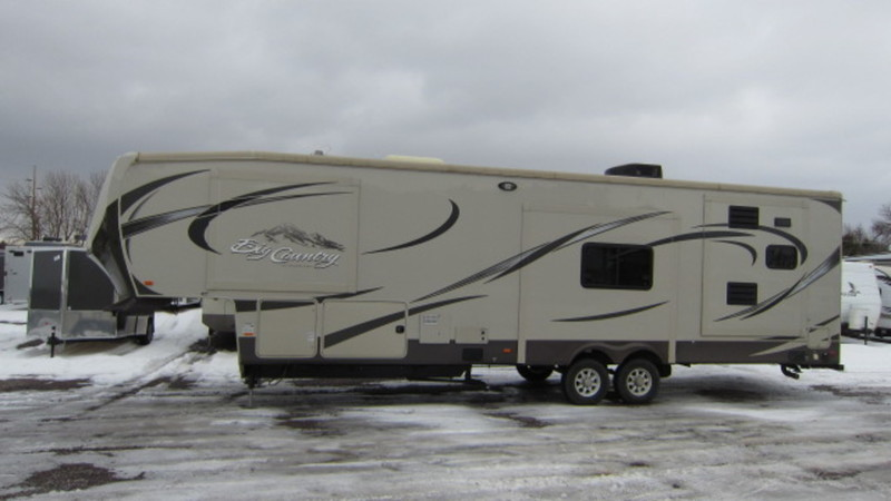 2012 Heartland Big Country 3690SL