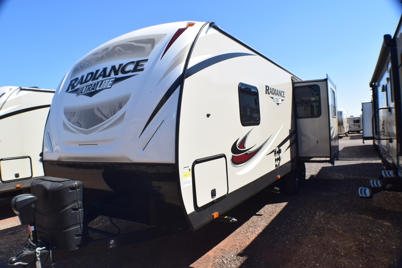 2018 Cruiser Rv Radiance Ultra Lite R-26RL