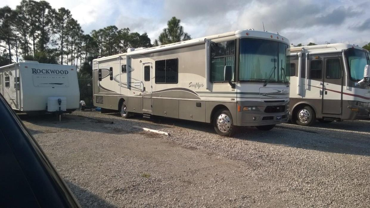 2003 Itasca SUNFLYER 39T
