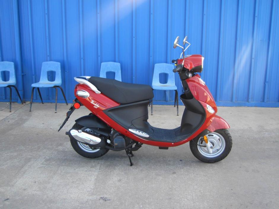 2012 Genuine Scooters Buddy 125