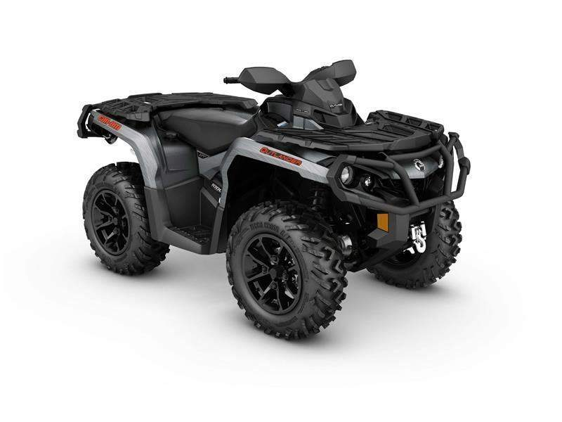 2017 Can-Am Outlander XT 1000R