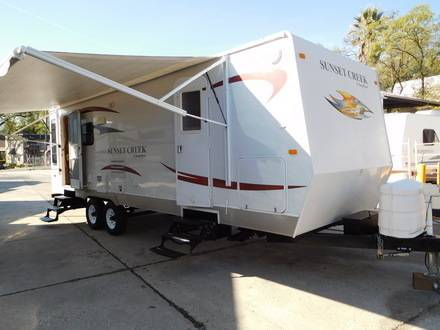 2011 Sunnybrook Sunset Creek 276RL