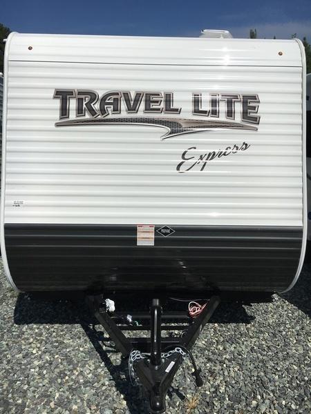 2017 Travel Lite Express E 15Q