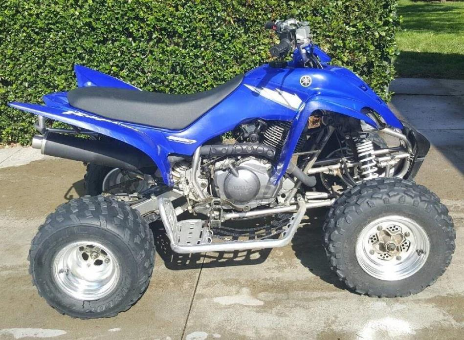 350 yamaha raptor vehicles for sale for Yamaha raptor 350 for sale used