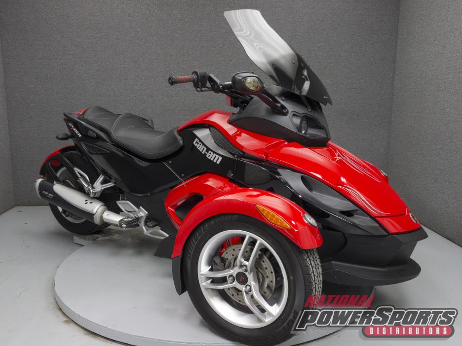 2009 Can Am SPYDER RS SM5