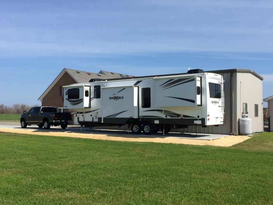 Heartland Bighorn Bh 3750fl Rvs For Sale