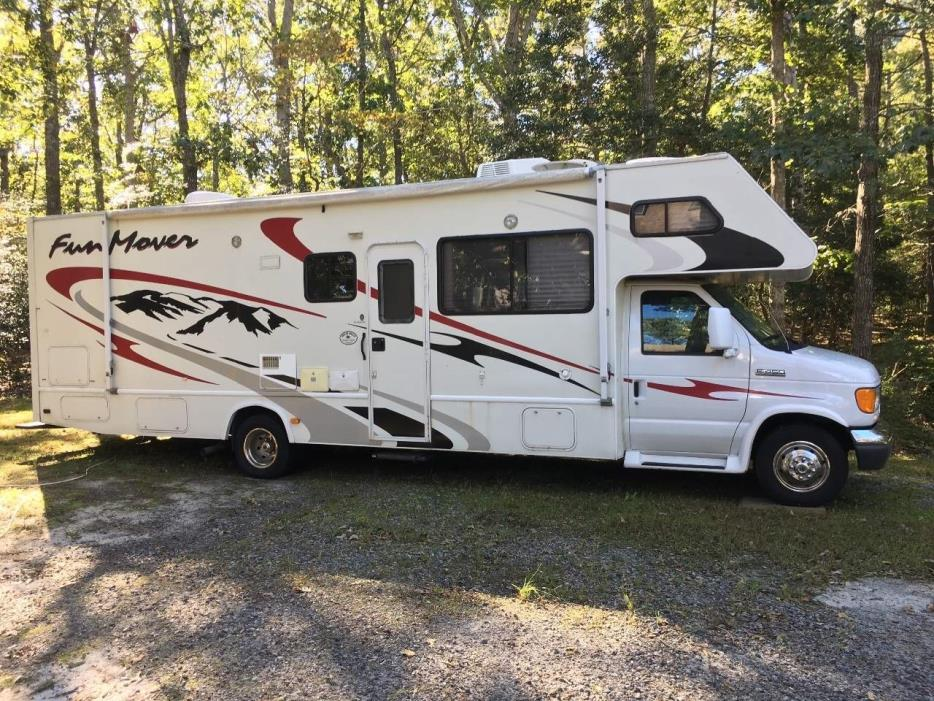 Thor motor coach four winds fun mover rvs for sale for Thor motor coach four winds
