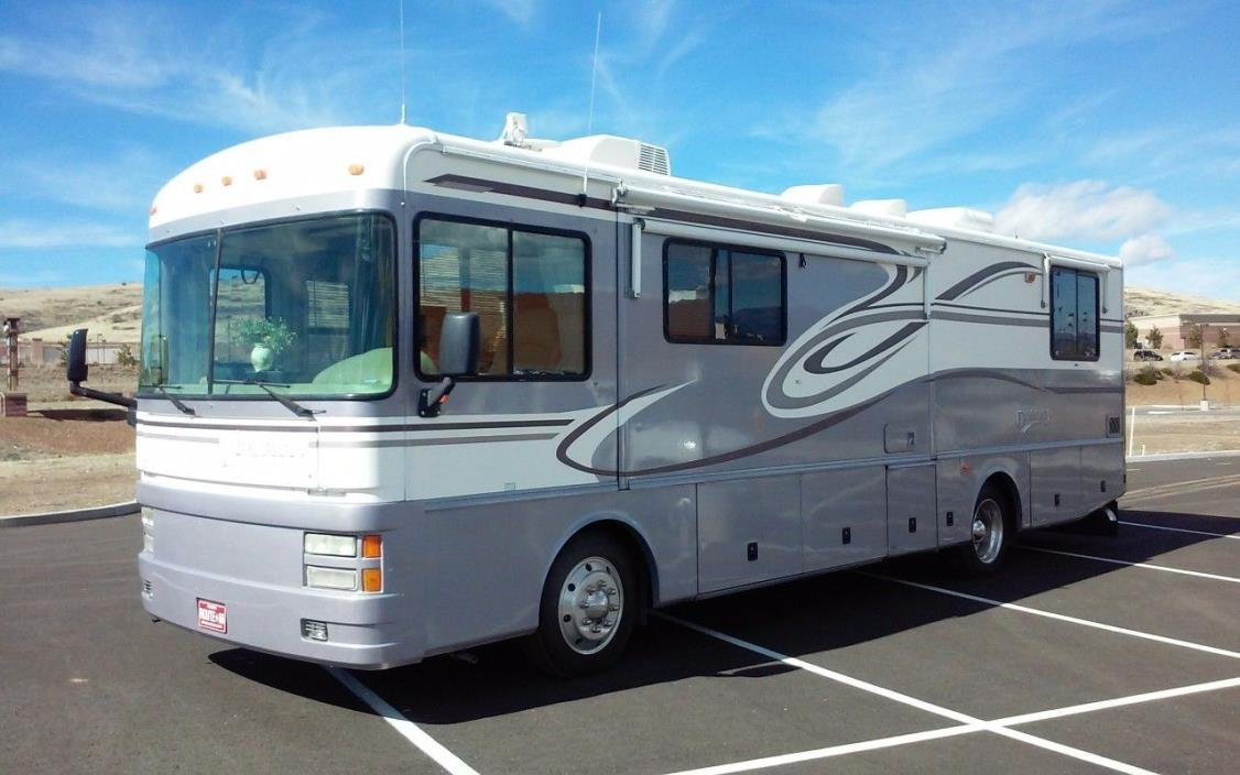 2001 Fleetwood Discovery 36t Wiring Diagram Basic Guide 1999 Prowler Rvs For Sale Rh Smartrvguide Com Rv Electrical System