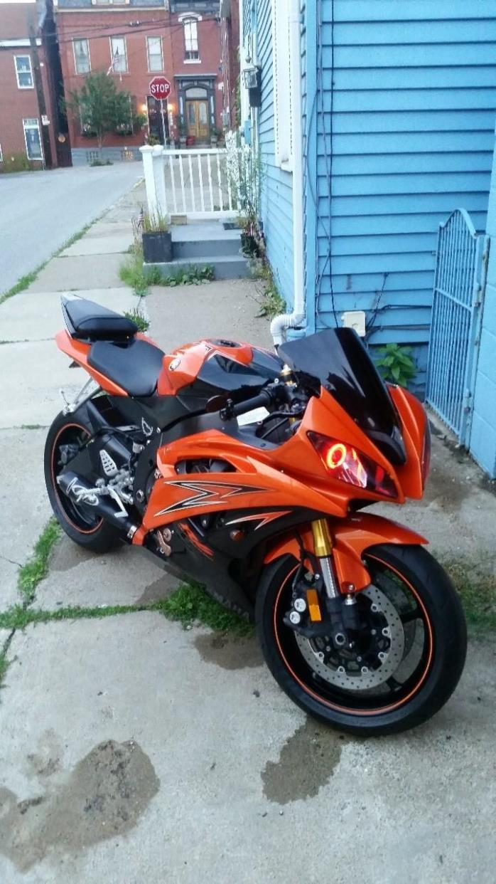 yamaha yzf r motorcycles for sale in pittsburgh pennsylvania
