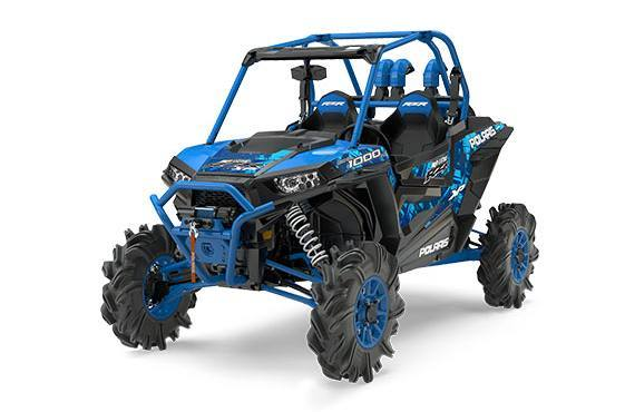 2017 Polaris RZR XP 1000 EPS High Lifter Edition