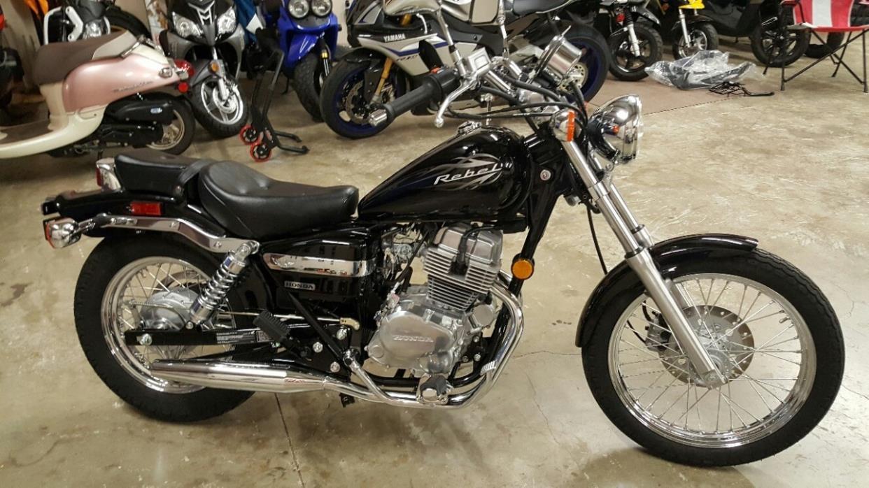 honda rebel cmx250c motorcycles for sale in adairsville georgia. Black Bedroom Furniture Sets. Home Design Ideas