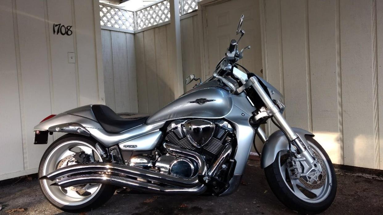 2009 suzuki boulevard m109r motorcycles for sale. Black Bedroom Furniture Sets. Home Design Ideas