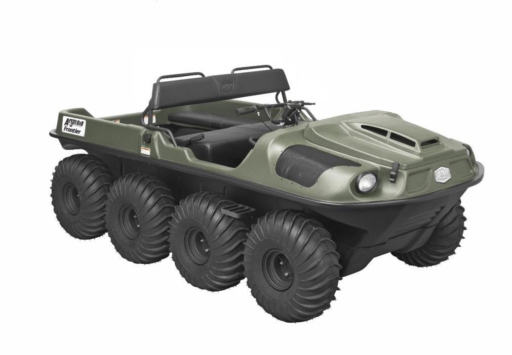 2017 Argo Frontier 8x8 S