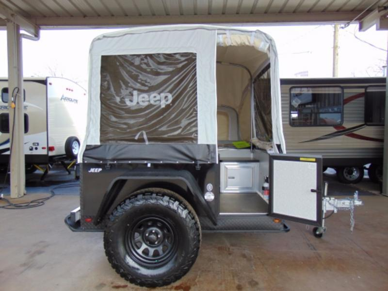 2017 Livin Lite Jeep Camper TRAIL EDITION TC