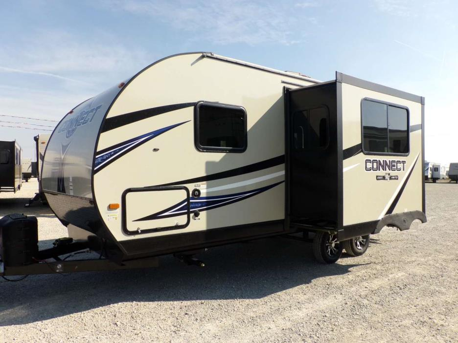 2018 Kz-Rv KZ Connect 222IK
