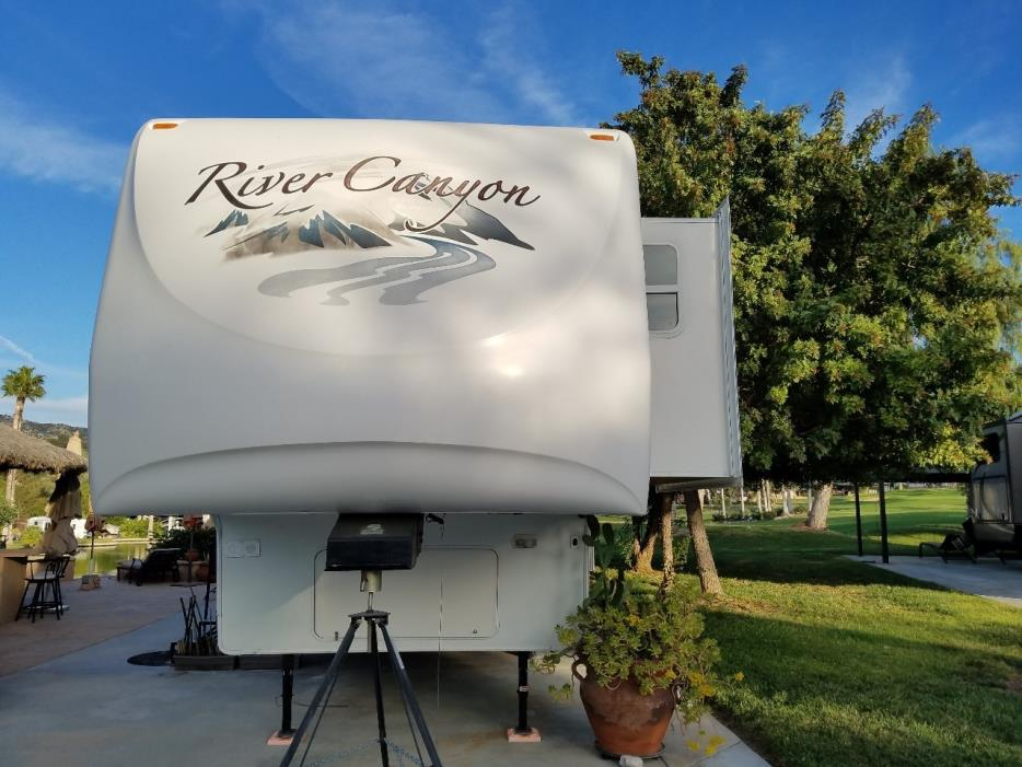 2007 Travel Supreme RIVER CANYON 36RL