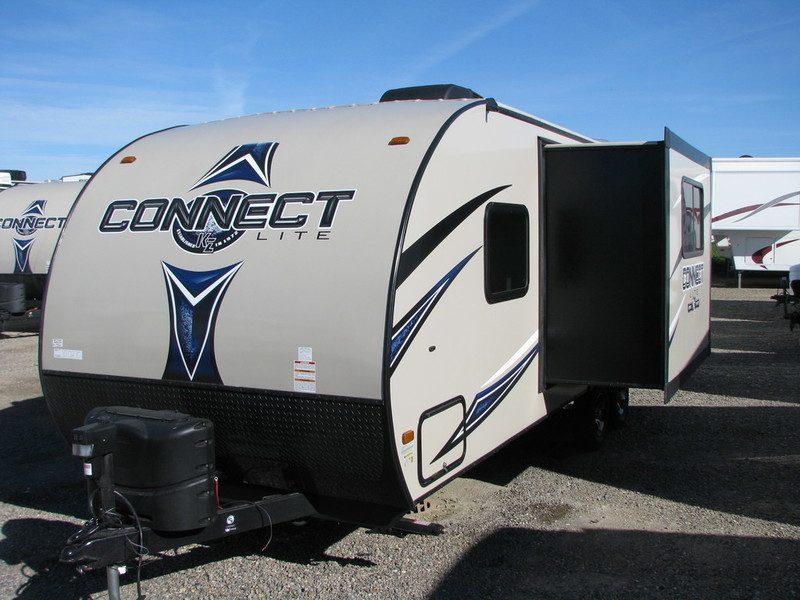 2017 Kz Rv Connect Lite C221BH