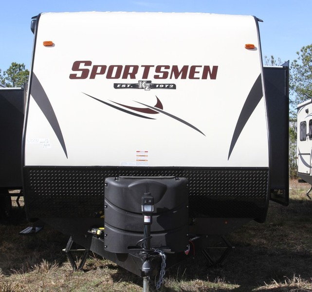2017 Kz Rv Sportsmen Travel Trailer 291BHK