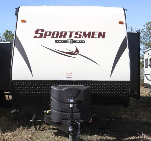 2017 Kz Rv Sportsmen Travel Trailer 291BHK