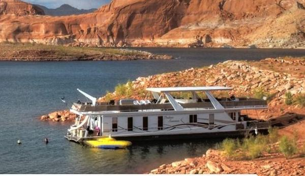 2003 Stardust Houseboat Indian Summer Share #33
