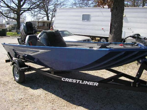 2017 Crestliner Aluminum Fishing Boats