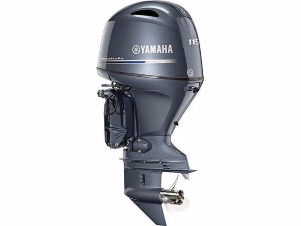 2017 YAMAHA F115XB