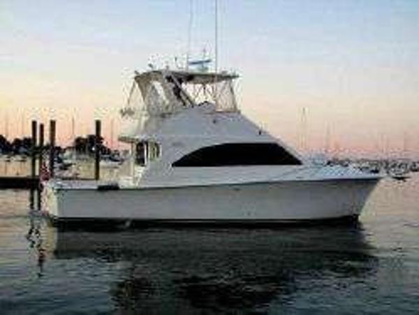 1998 Ocean Yachts 40' Super Sport