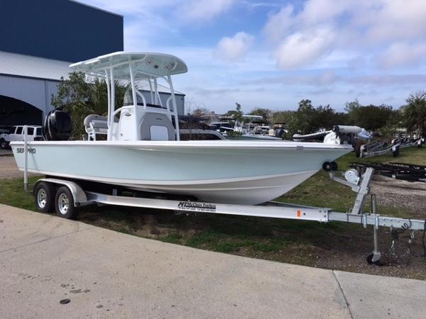2017 Sea Pro 248 DLX