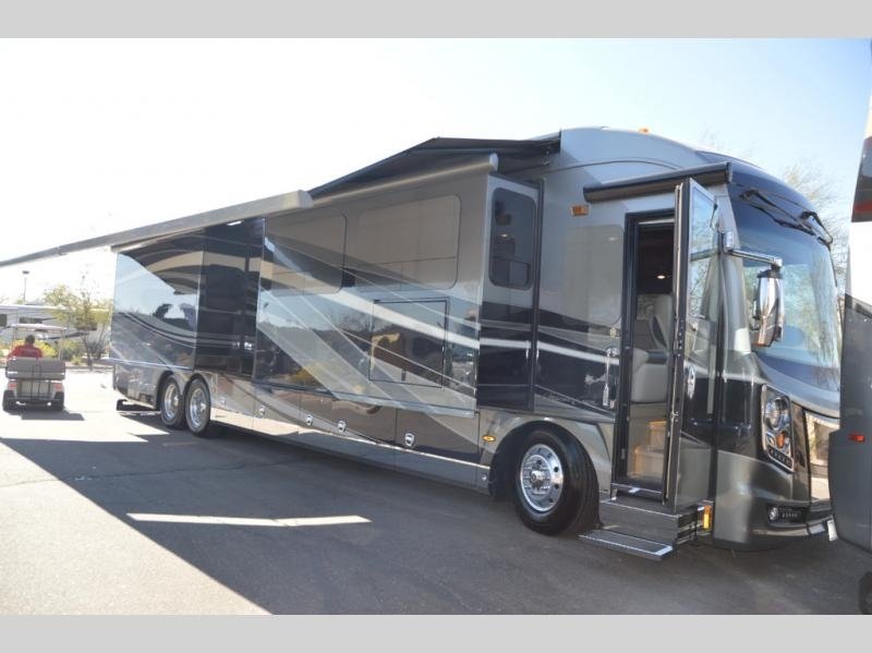 2015 American Coach American Heritage 45T
