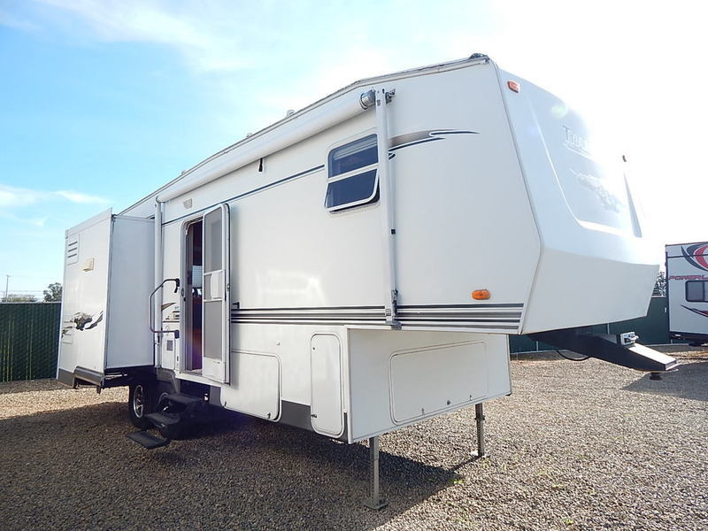 2006 Komfort TRAILBLAZER 252
