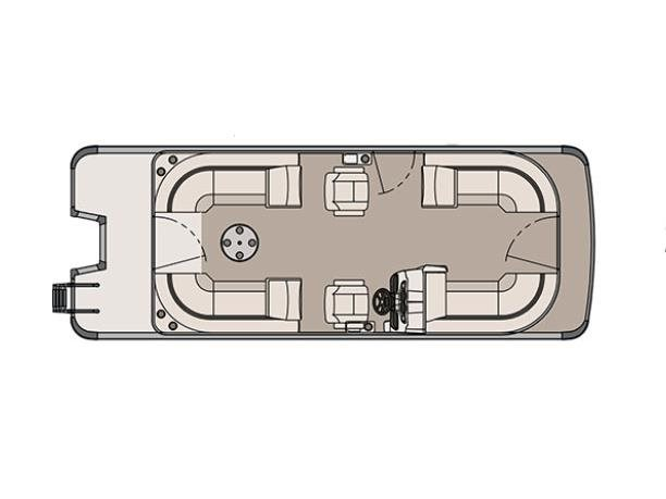 2017 Avalon LSZ Quad Lounge - 24 ft.