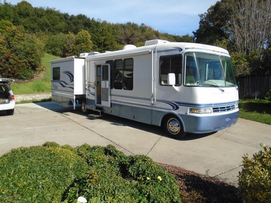 Rexhall Aerbus 3550bsl rvs for sale