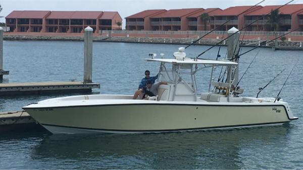 2000 Sea Vee 340 Diesel
