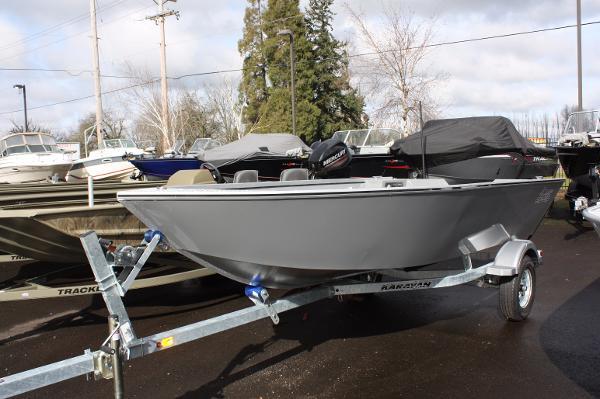 2017 RH Boats Pro V 14