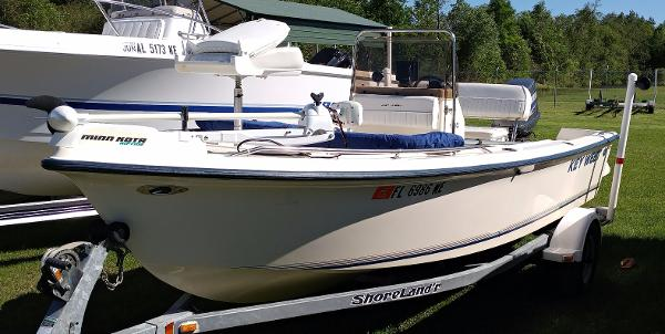 2003 Key West 1720 Sportsman