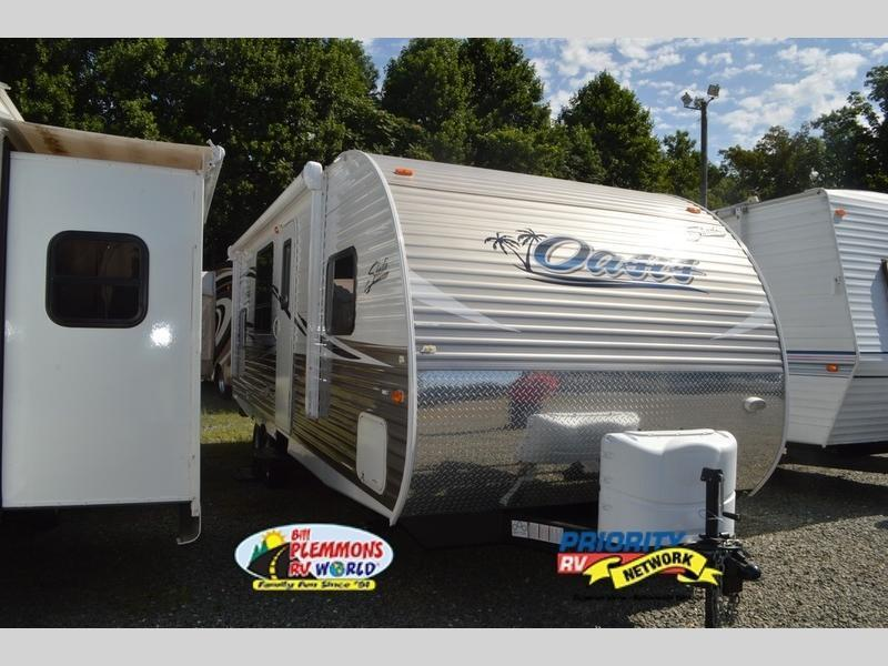 2016 Shasta Rvs Oasis 25RS