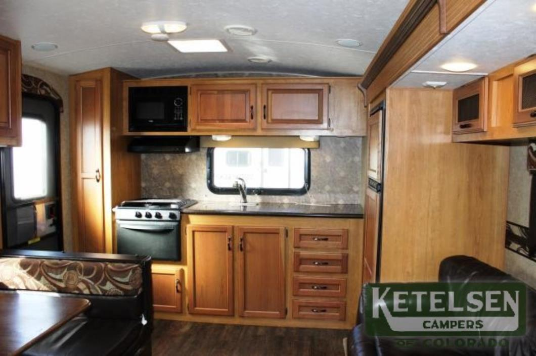 2014 K-Z Rv SPREE 262RKS