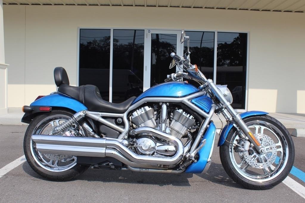 2004 Harley-Davidson VRSC A V-Rod