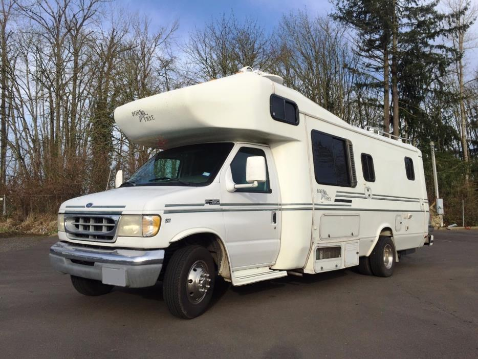 Born Free Rvs For Sale