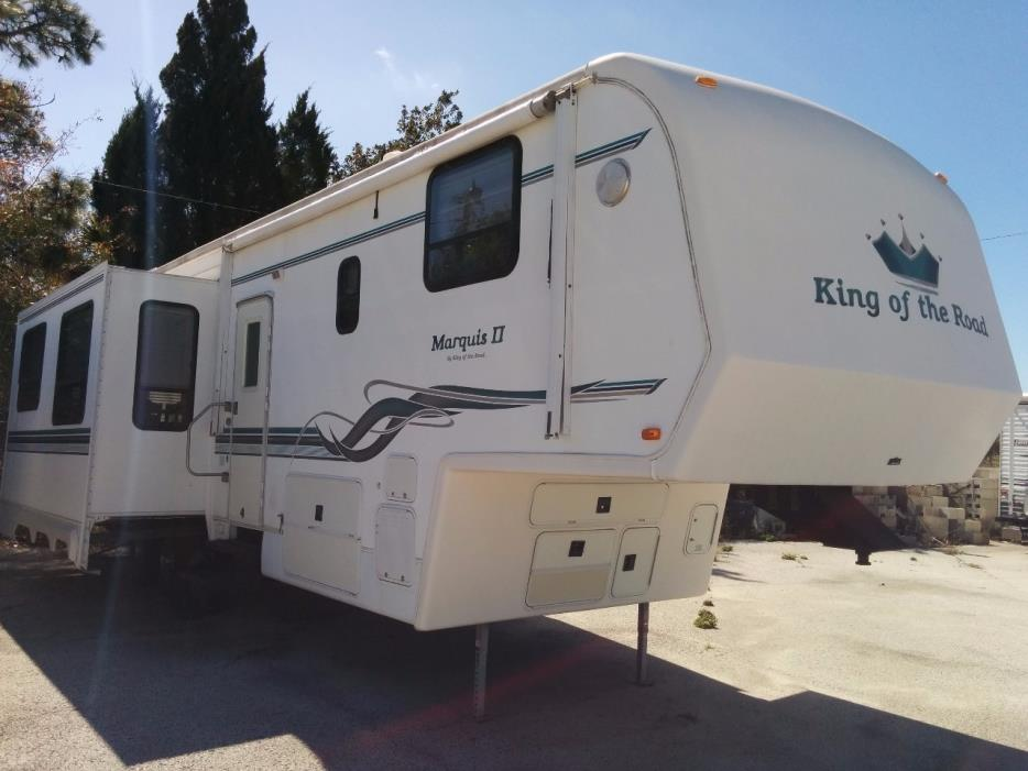2000 King Of The Road MARQUIS II 35CK