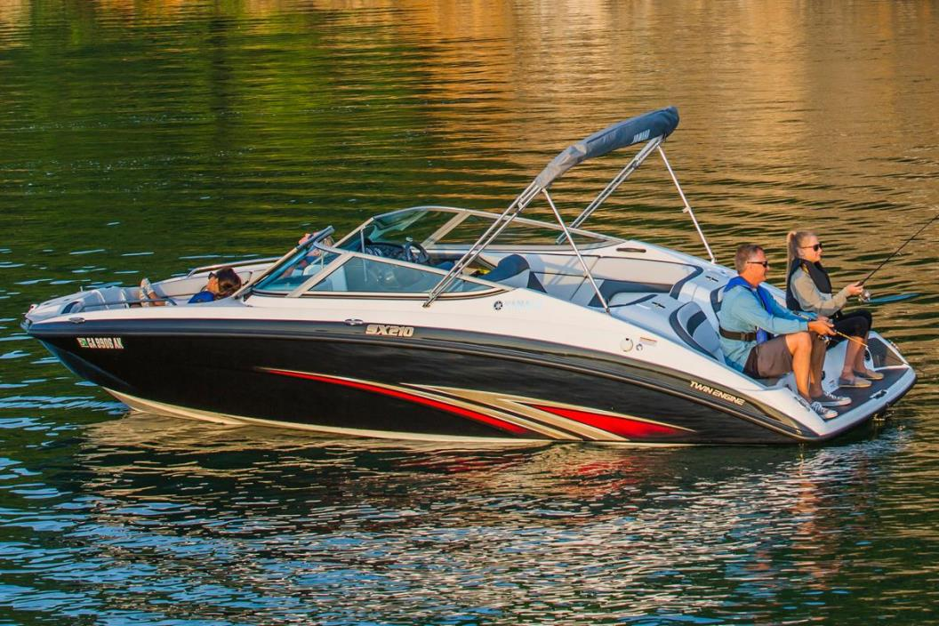 Boats for sale in kenner louisiana for Yamaha sx210 boat cover